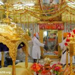 No book can be installed at par with Sri Guru Granth Sahib Ji